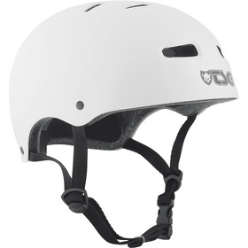 TSG Skate/BMX Injected Color Helmet Men injected white